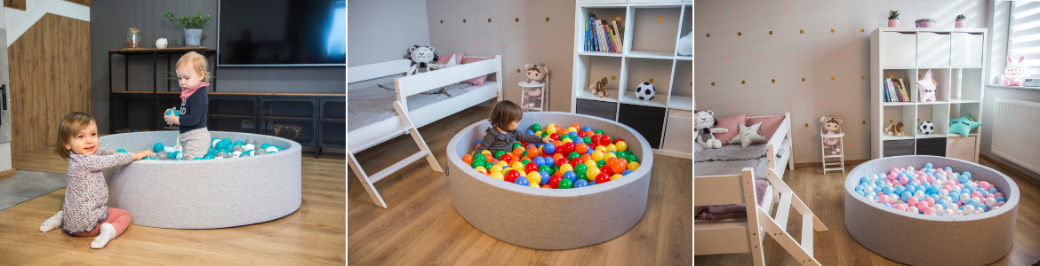 large ball pit XL